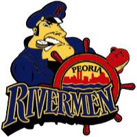Peoria Rivermen (ECHL) logo