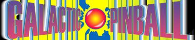 Galactic Pinball (Japan,USA)