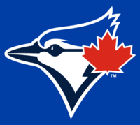 Toronto Blue Jays cap insignia (introduced 2012)