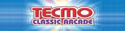 Tecmo arcade logo
