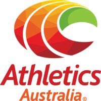 Athletics Australia 2005-present logo