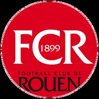 FC Rouen logo (2000-2009)