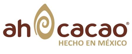 Logo ah cacao real chocolate