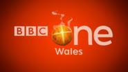 BBC One Wales Hot Cross Bun sting