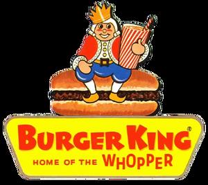 Burger King 1966