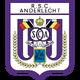 RSC Anderlecht logo (1981-1989)