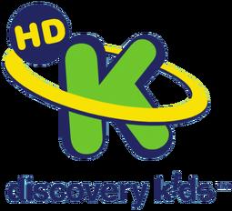 Discovery kids hd logo