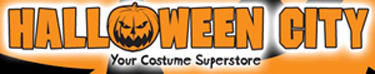 Halloween city logo