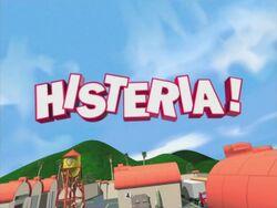KidsWB Histeria