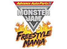 FreeStyle Mania AAP Monster Jam Logo