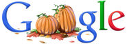 Google Canadian Thanksgiving 2010
