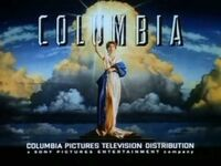 Columbia Pictures TV Distribution logo