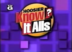Hoosier Know-it Alls