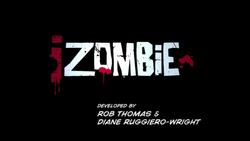 IZombie promotional poster