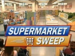Supermarket Sweep 2nd logo