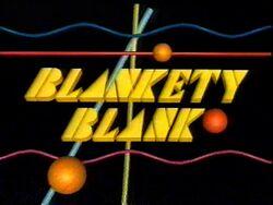 Blankety blank 1988a