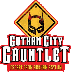 Gotham City Gauntlet logo