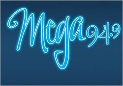 WMGE logo