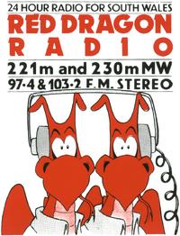 Red Dragon Radio 1987
