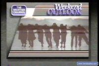 Weekend outlook892
