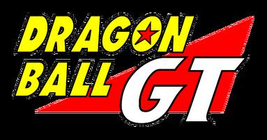 Dragon Ball GT Original logo
