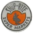 ShopRite Super Markets Grey, Red