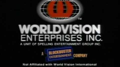 Worldvision Enterprises logo (1995)
