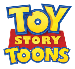 Toy Story Toons logo