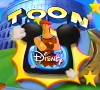 TOon disney lgo herciles the animatd series