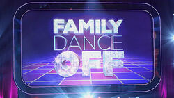 Family-dance-off