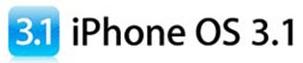 IPhone OS 3.1 logo