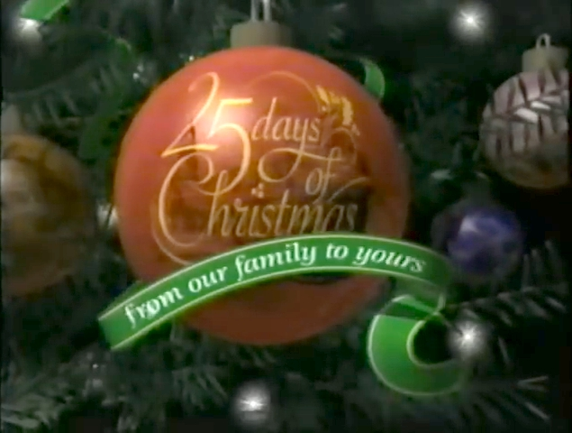 Freeform's 25 Days Of Christmas | Logopedia | FANDOM powered by Wikia