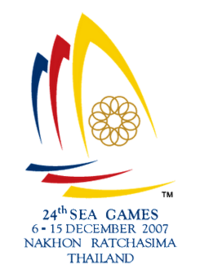 SEA Games 2007 Logo