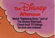 TDA Darkwing Duck figers