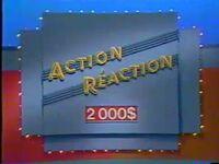 Action Réaction