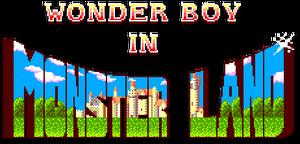 WonderBoyInMonsterLand-Title