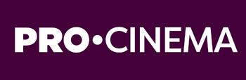 Pro Cinema logo 2017