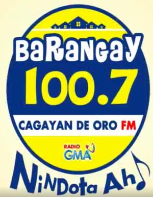 Barangay1007CDO 2015logo