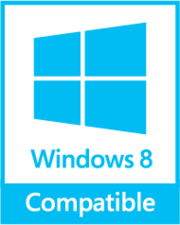 Windows 8 compatible large