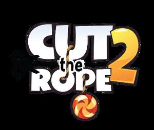 Cut the Rope 2 logo