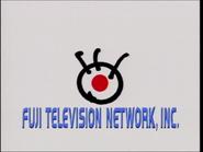 Fuji Television (1993 - Variant)