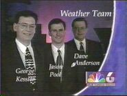 KBJR-TV's News 6's The Weather Team Video ID From 1997