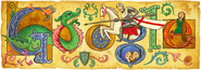 Google St Georges Day