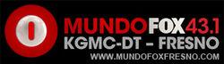 MundoFox 43 1 logo