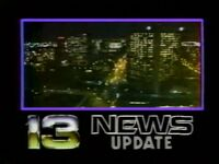 WVTM-TV's Channel 13 News Update video from February 8, 1981