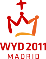 World Youth Days 2011 Madrid Logo