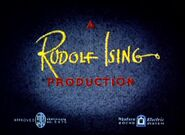A Rudolf Ising Production Logo