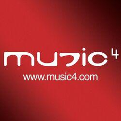 Music 4 logo