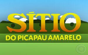 Sitio do Picapau Amarelo (2001) logo