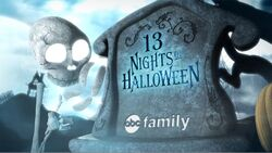 13 Nights of Halloween logo